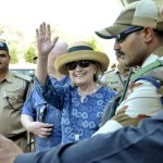 Hillary Clinton: U.S. Did Not 'Deserve' Trump Presidency