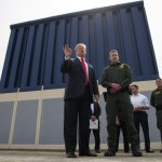 Trump Suggests Paying For U.S. Border Wall With Pentagon Funds