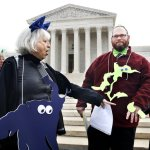 Justices Struggle With Partisan Redistricting Again