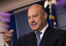 Trump Economic Adviser Gary Cohn To Resign