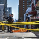 Van Plows Into Toronto Sidewalk, Killing 10 And Injuring 15