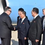 Detainees Freed In North Korea, Returning To U..S With Pompeo