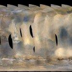 NASA Rover Falls Silent As Gigantic Dust Storm Envelops Mars