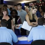 U.S. Adds A Solid 213,000 Jobs; Unemployment Up To 4 Pct.