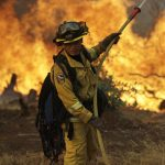 Deadly Northern California Wildfire Rages Largely Unchecked