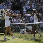 Venus Is Latest Champion To Lose At Wimbledon
