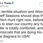 Do Trump Tweets Cross Legal Line For Obstruction Of Justice?