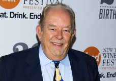 "FILE - In this Oct. 17, 2013 file photo, Robin Leach attends the Food Network's 20th birthday party in New York. Leach, whose voice crystalized the opulent 1980s on TV's ""Lifestyles of the Rich and Famous,"" has died, Friday, Aug. 24, 2018. (Photo by Charles Sykes/Invision/AP, File)"