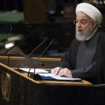 Iran Says U.S. Wants To Overthrow Govt, Rejects Two-Way Talks