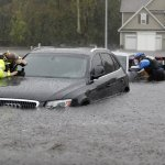 Flooding Fears Surge As Rivers Rise; Wilmington Cut Off
