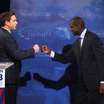 Race Dominates Debate In Final Stretch Of Campaigns
