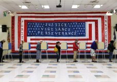 AP Survey: Health Care, Immigration High On Voters' Minds