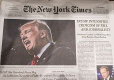 White House Moves To Halt Times, Post Subscriptions
