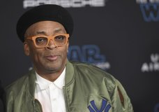 """FILE - In this Dec. 16, 2019 file photo, Spike Lee arrives at the world premiere of """"Star Wars: The Rise of Skywalker"""" in Los Angeles. Spike Lee will lead the jury of this year's Cannes Film Festival, and festival organizers hope the provocative American director will """"shake things up"""" at the gathering of the world's cinema elite.(Jordan Strauss/Invision/AP, File )"""