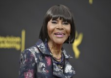 "FILE - Cicely Tyson arrives at night two of the Creative Arts Emmy Awards on Sept. 15, 2019, in Los Angeles. Tyson, the pioneering Black actress who gained an Oscar nomination for her role as the sharecropper's wife in ""Sounder,"" a Tony Award in 2013 at age 88 and touched TV viewers' hearts in ""The Autobiography of Miss Jane Pittman,"" has died. She was 96. Tyson's death was announced by her family, via her manager Larry Thompson, who did not immediately provide additional details. (Photo by Richard Shotwell/Invision/AP, File)"