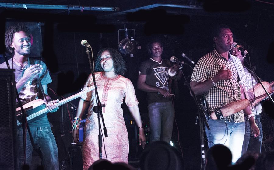 Miri | Bassekou Kouyaté & Ngoni Ba