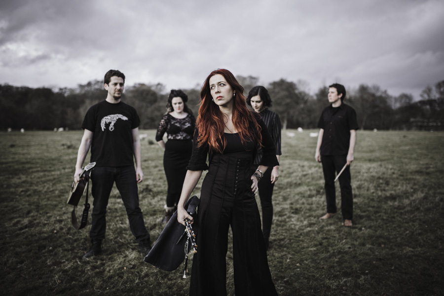 Hollowbone | Kathryn Tickell & The Darkening