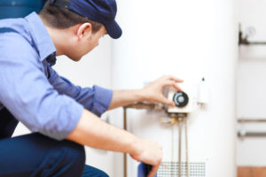 hot water heater | new construction