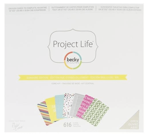 Project Life 2014 (2/6)