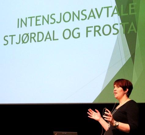 I folkeavstemninga 23. mai skal frostingene ta stilling til intensjonsavtalen for sammenslåing av Frosta og Stjørdal.