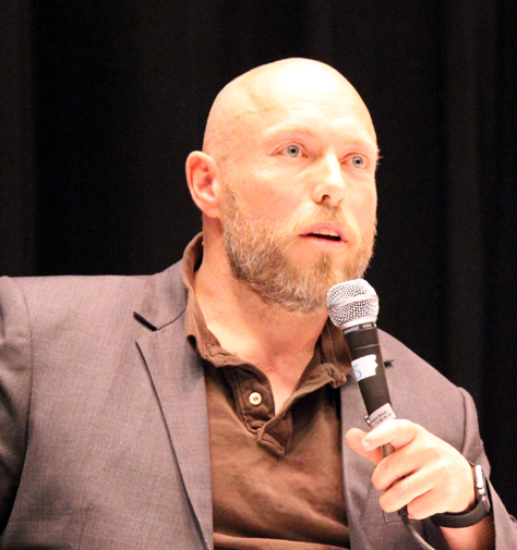Stig Morten Skjæran (V) - JA til kommunesammenslåing