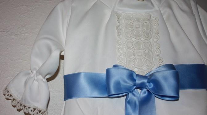 Livets første festdrakt – dåpskjolen