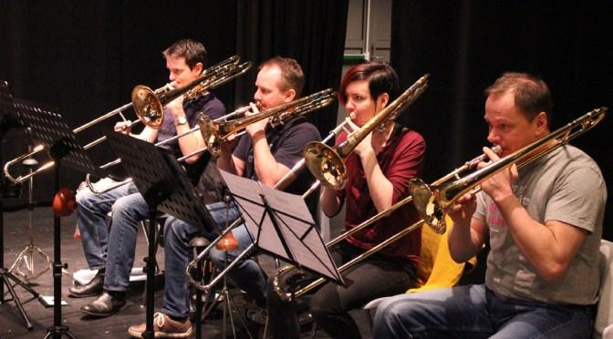 Frosta Storband med «Swing-æra» konsert