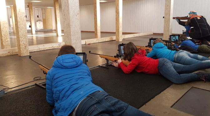 Frostaskyttere inntok Åsen