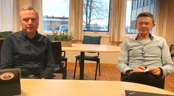 ILDSJELPRISEN 2020 TILDELT Arne Bye og Frode Revhaug