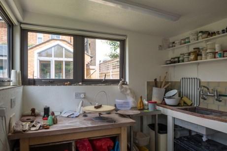 Garden Studio Interior