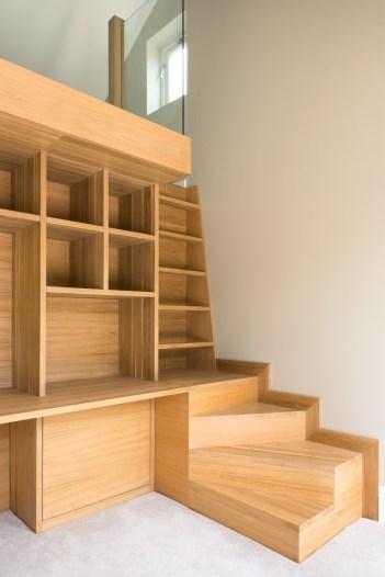 Bespoke Staircase Detail