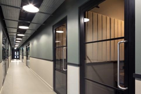 Mare Street Studios - Corridor