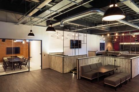 Breakout Space & Meeting Room