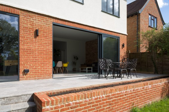 Claremont Road - Extension & Patio