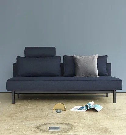 Innovation Sly Sovesofa Blå