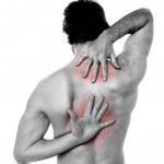 Dr Frost of Frost Chiropractic, Carlsbad, treats upper and mid back ache and pain