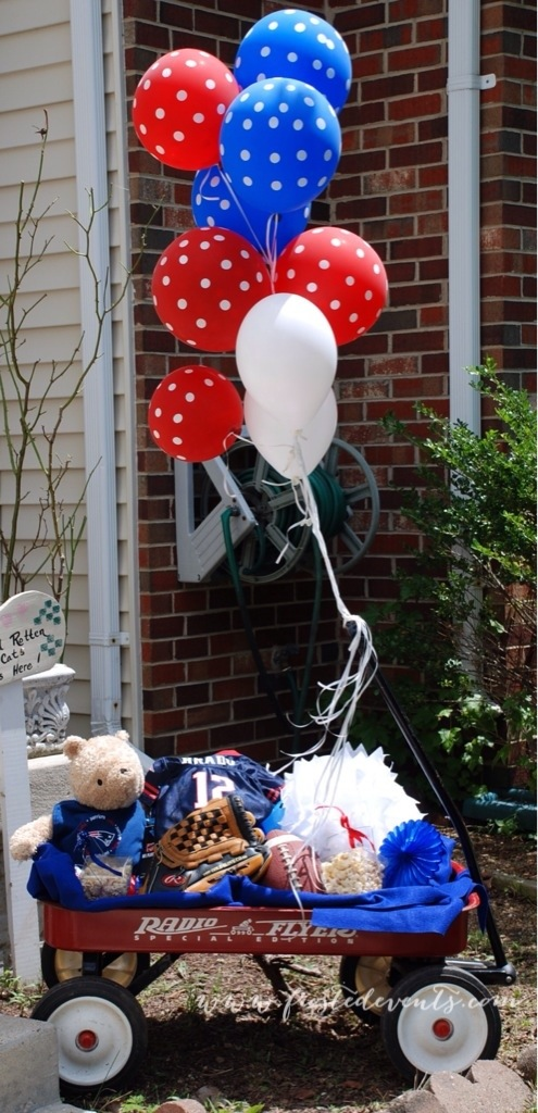 Baby Shower Red Sox And Patriots Boston Sports Team Theme