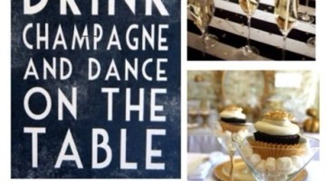 New Years Eve Party Ideas & Inspiration www.frostedevents.com