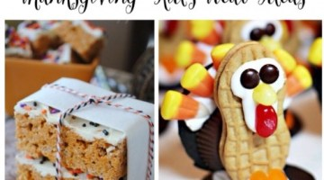 Thanksgiving Kids Treat Ideas www.frostedevents.com Recipes, Ideas & Inspiration