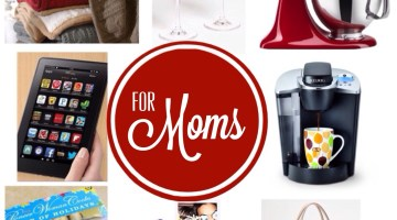 Holiday Gift Guide for Moms www.frostedevents.com Top Christmas Presents to Give Mom