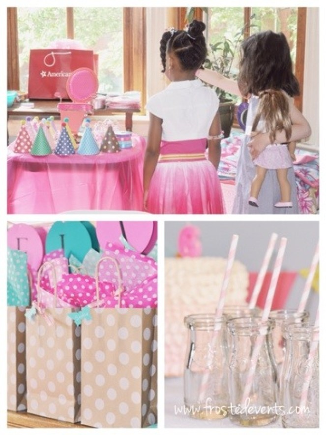 american girl party ideas birthday party for girls