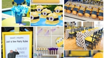 Minion-Mania-Despicable-Me-Party-Ideas-wwwfrostedeventscom @frostedevents