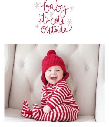 Cutest Christmas Baby Photo Ideas