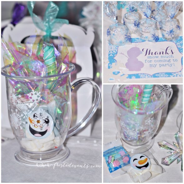 Frozen Birthday Party Decorations Favors Games Printables Crafts www.frostedevents.com