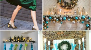 holiday-inspiration-turquoise-green-glamour-wwwfrostedeventscom-christmas
