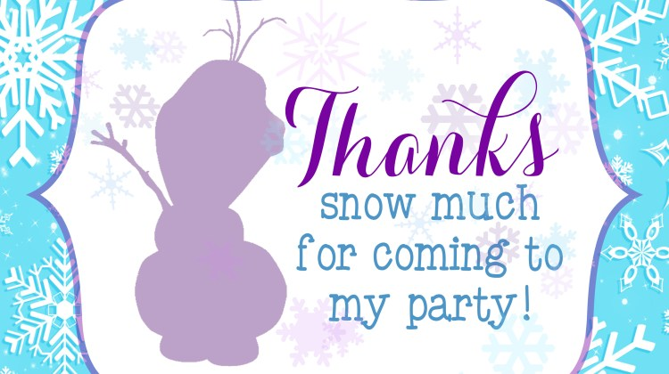Free Frozen Printables- Frozen Theme Party Decorations, Photo Booth Props, Party Signs Frosted Events www.frostedevents.com