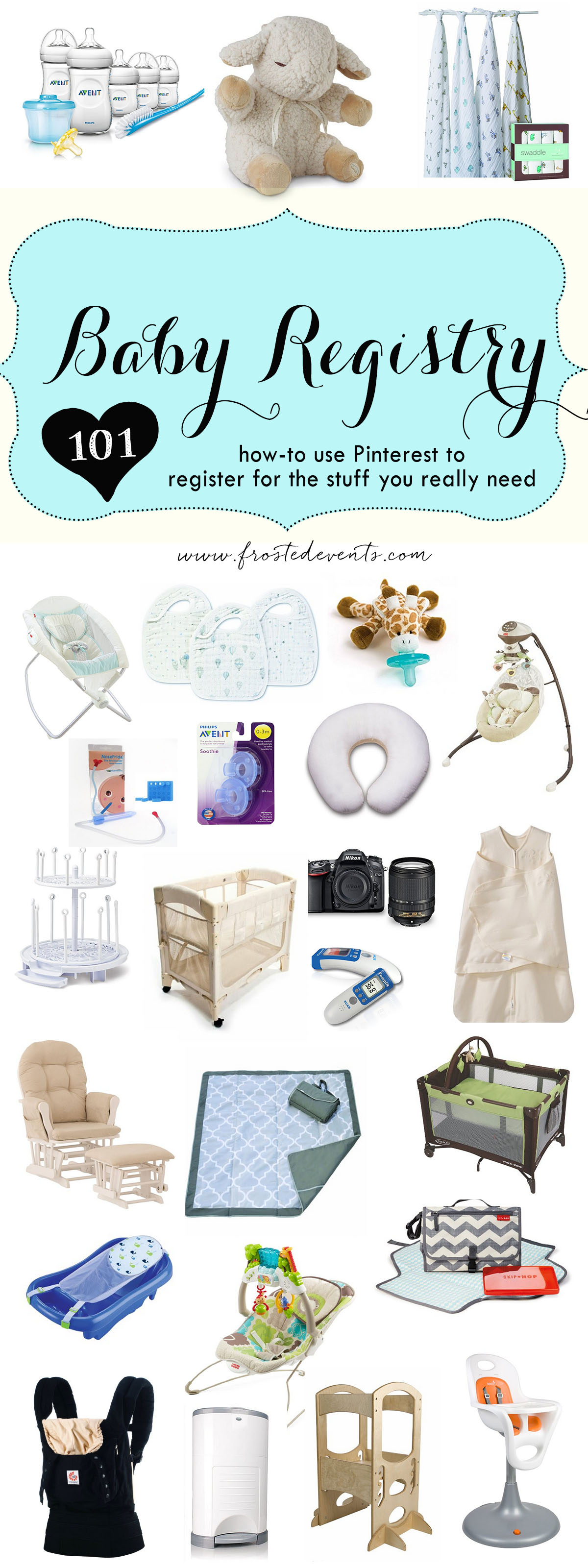 fc457cac5eed How to Use Pinterest to Make a Baby Registry of Stuff You Really Need