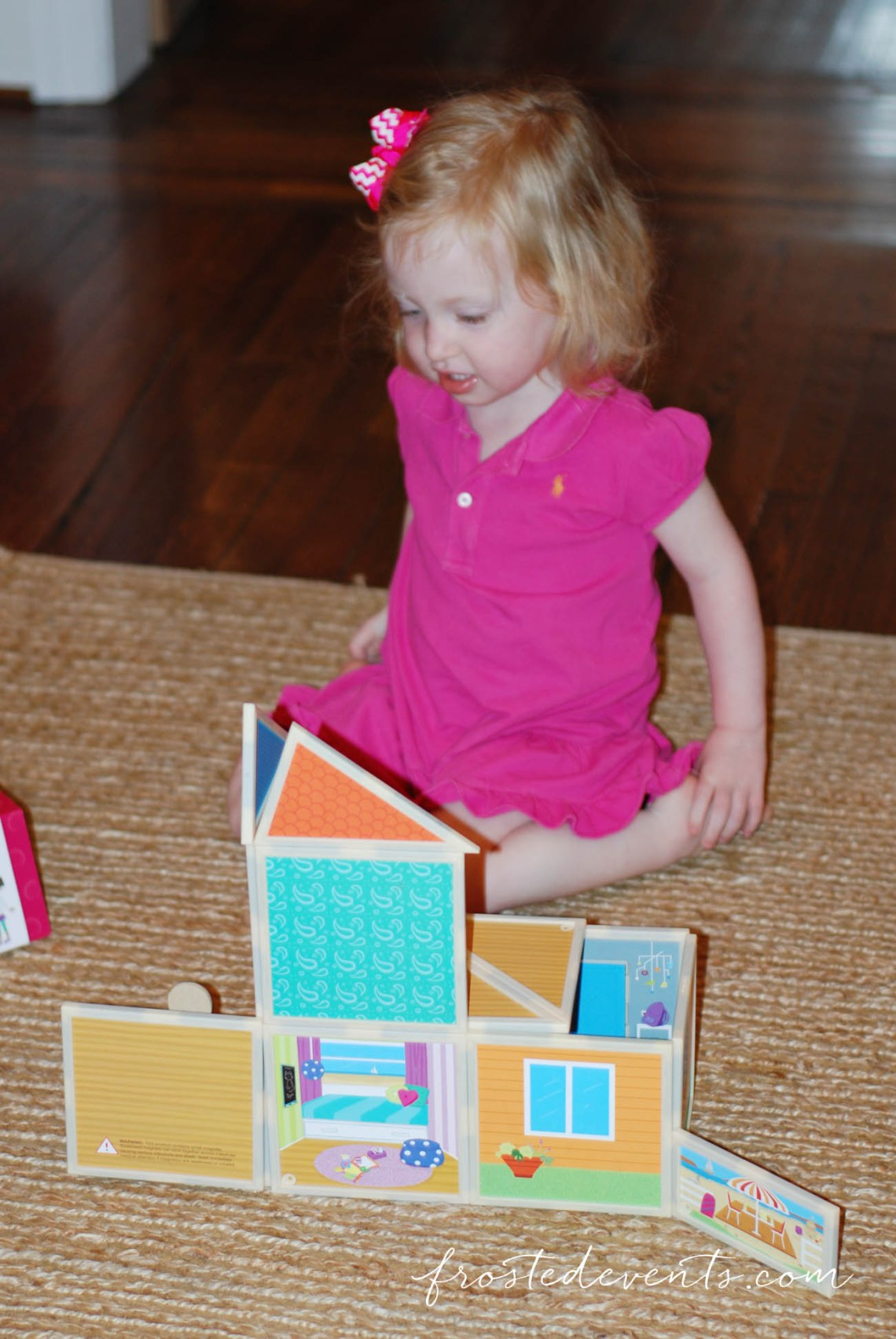 Cool Toy Review - Malias Beach House by Build and Imagine - Gifts for Girls