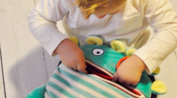 Kids Toy Review Worry Eaters Monster frostedeventscom