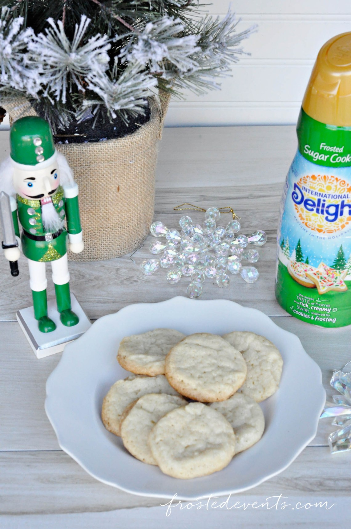 Holiday Season, But First Coffee with International Delight Creamer